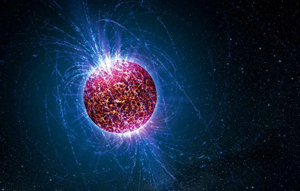 Модель нейтронной звезды