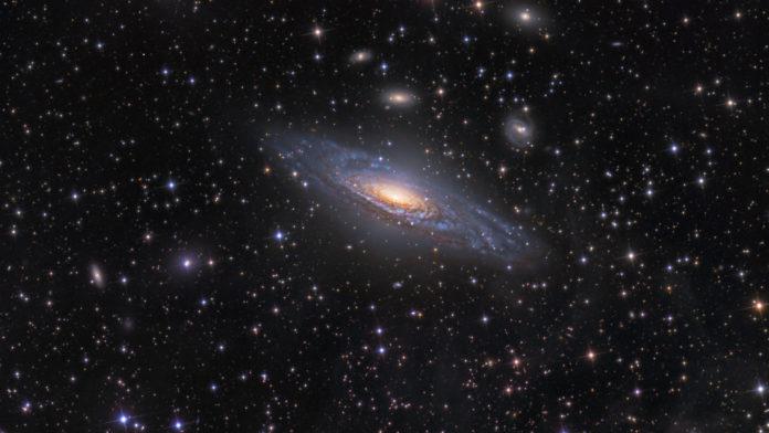 Названия галактик