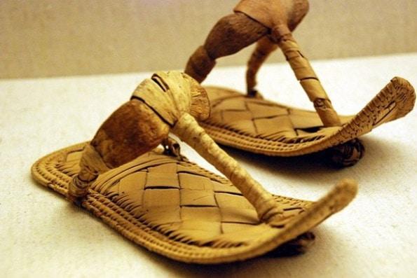 Обувь в Древнем Египте