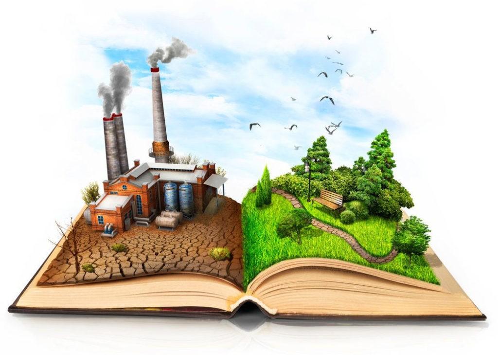 Объекты исследований экологии