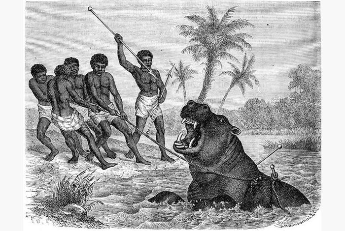 Охота в Древнем Египте