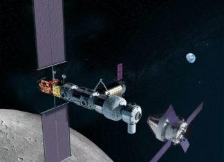 С орбитой окололунной станции в NASA определились