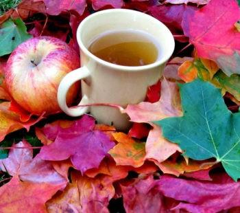 Осенью нужны витамины и уют
