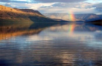 Озеро Таймыр
