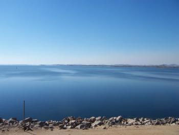 Озера Синайского полуострова