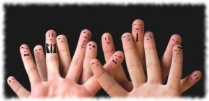 Кожа на пальцах