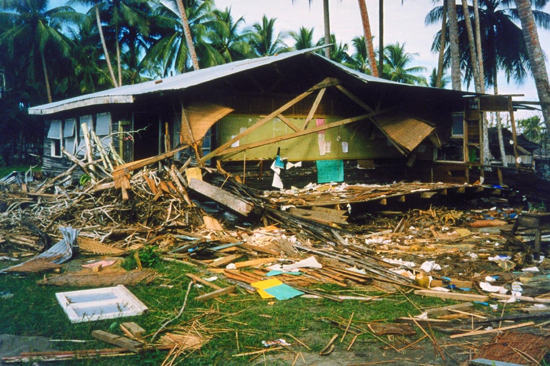 Цунами в Папуа-Новой Гвинее (1988)