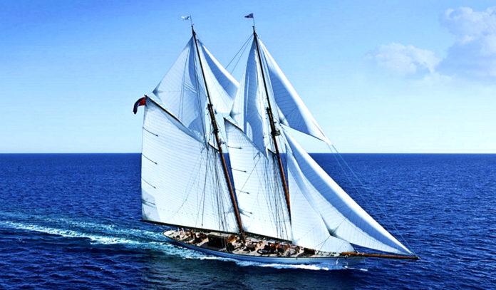 Может ли парусник идти быстрее ветра?