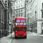 Почему в Англии двухэтажные автобусы?