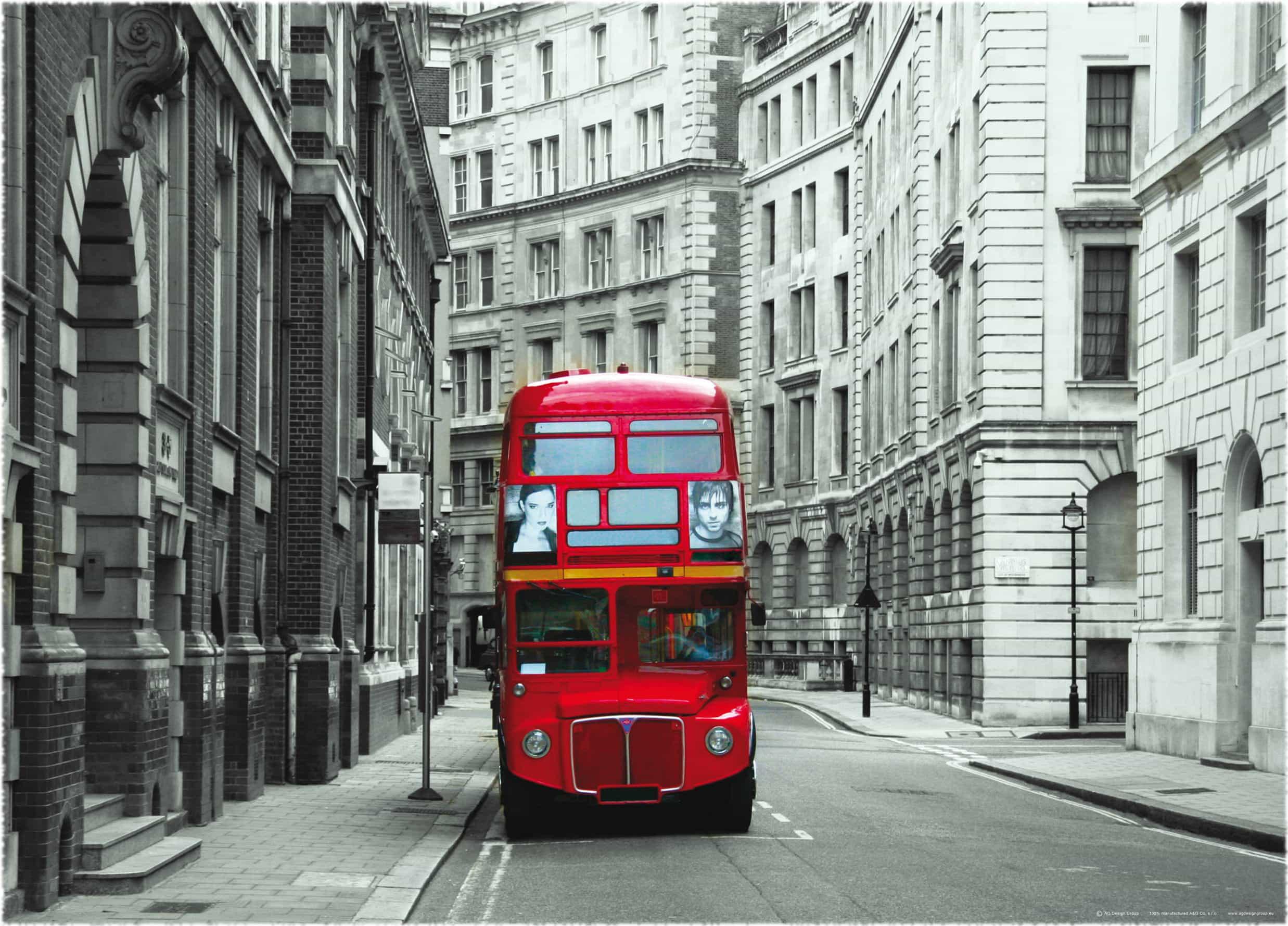 Почему в Англии двухэтажные автобусы? Причины, фото и видео