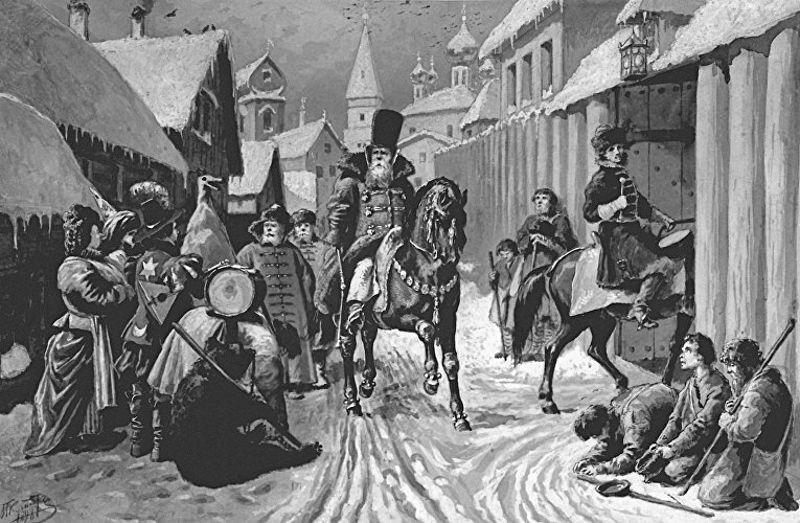 Почему дворяне назывались столбовыми?