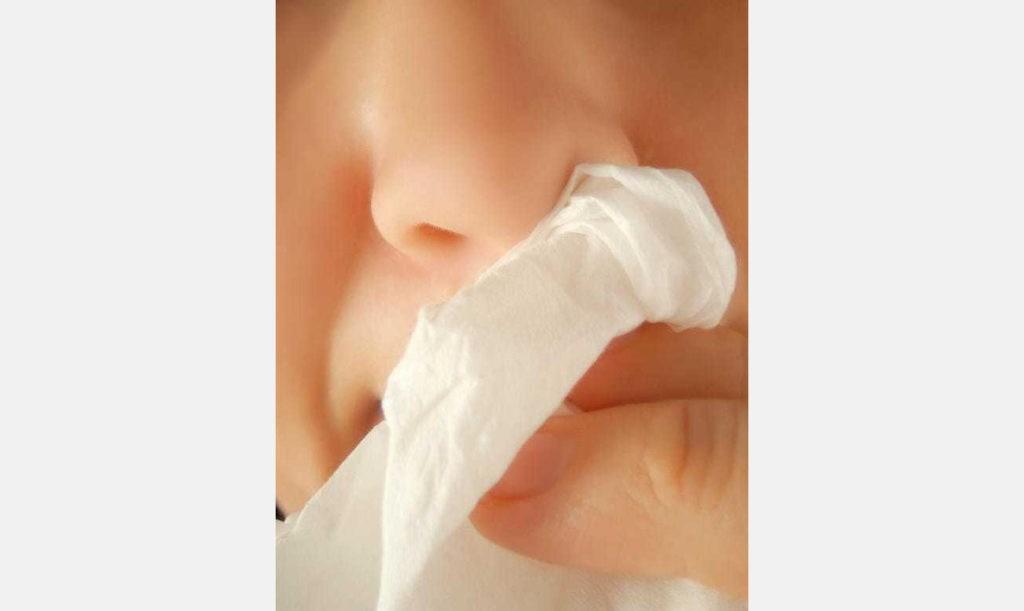 Почему идет кровь из носа?