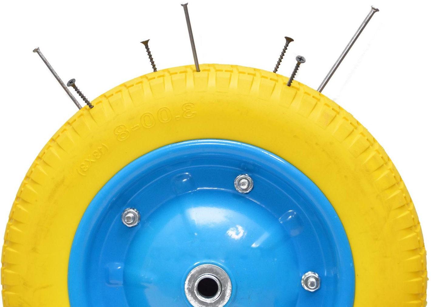 Почему используют полиуретановые колеса?