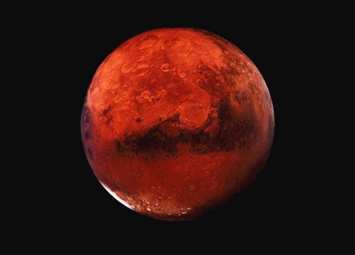 Четвёртая планета от Солнца – Марс