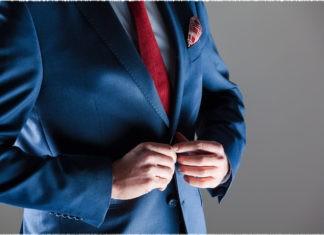 Почему не застегивают нижнюю пуговицу пиджака?