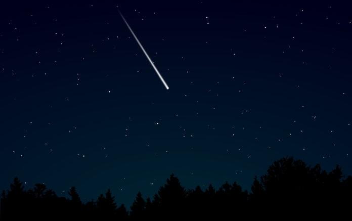 Почему падают звезды?