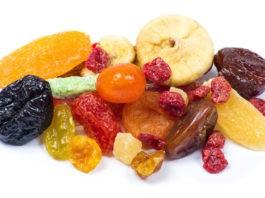 Почему сухофрукты калорийнее свежих плодов?