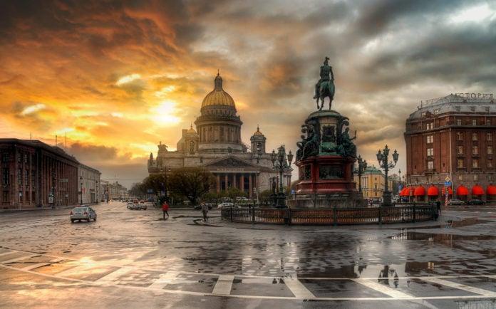 Когда Санкт-Петербург стали называть Питером?