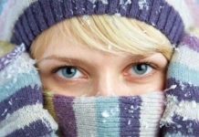 Почему зимой холодно?