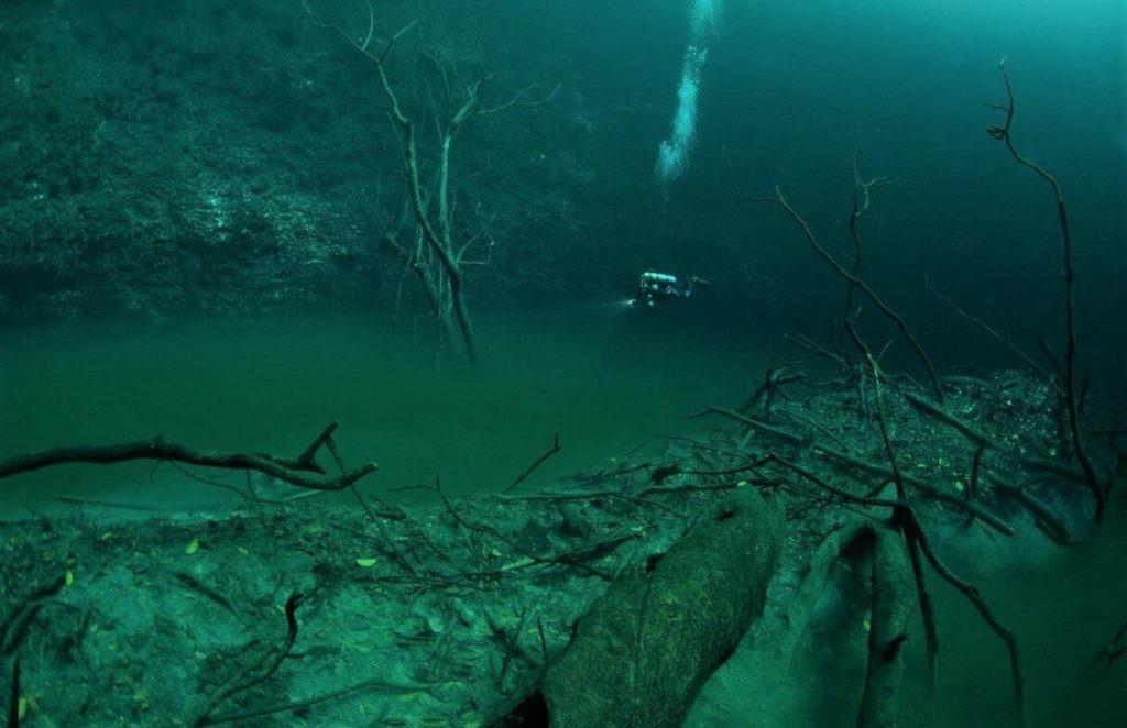 Подводная река Черного моря