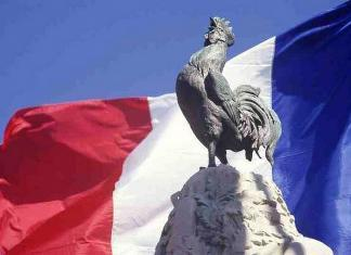 Петух - символ Франции