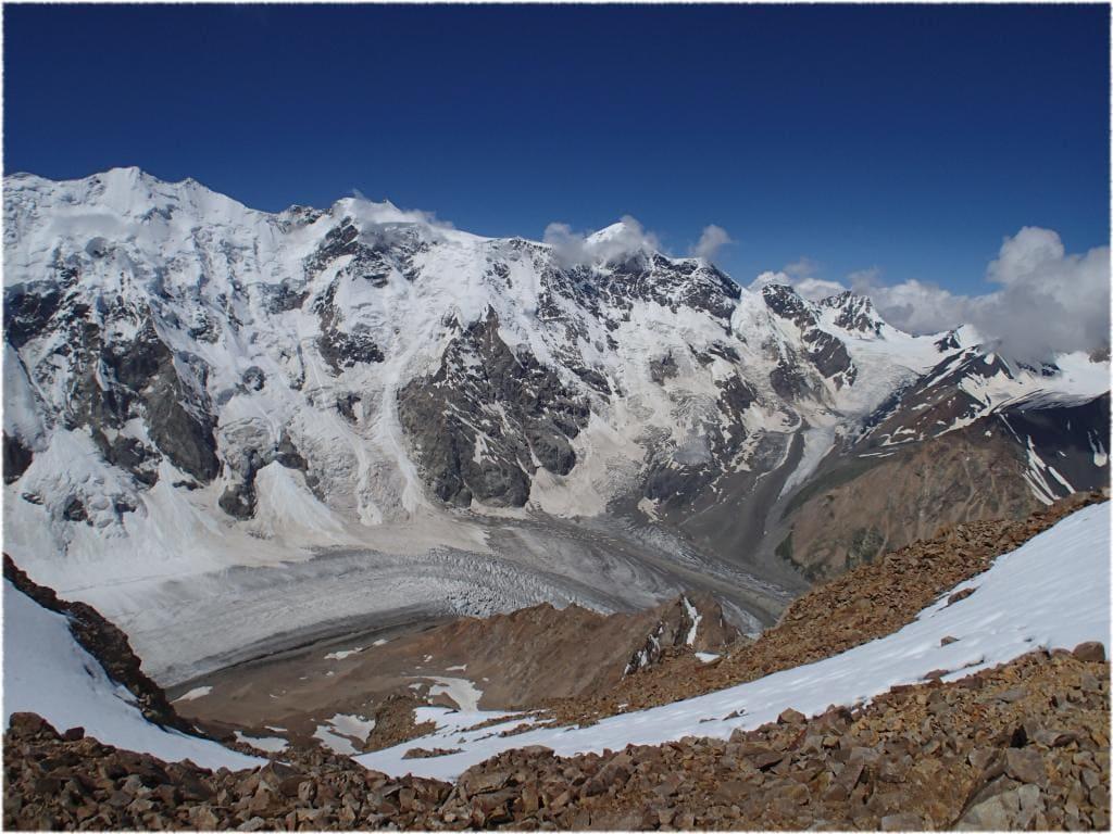 Джангитау - горная вершина