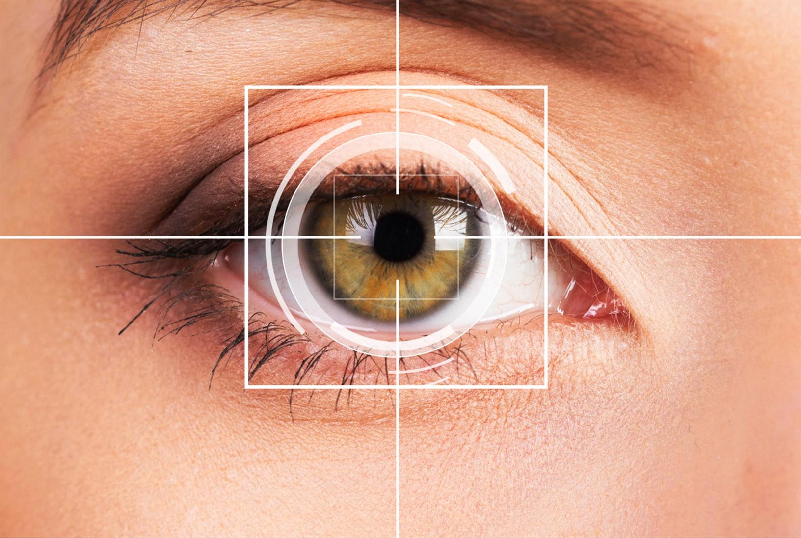 Сколько мегапикселей в глазу?