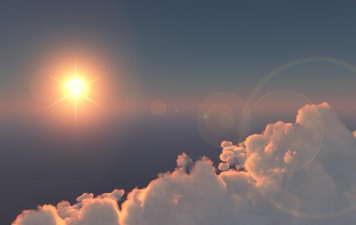 Почему, когда облачно, давление низкое, а когда ясно — высокое?
