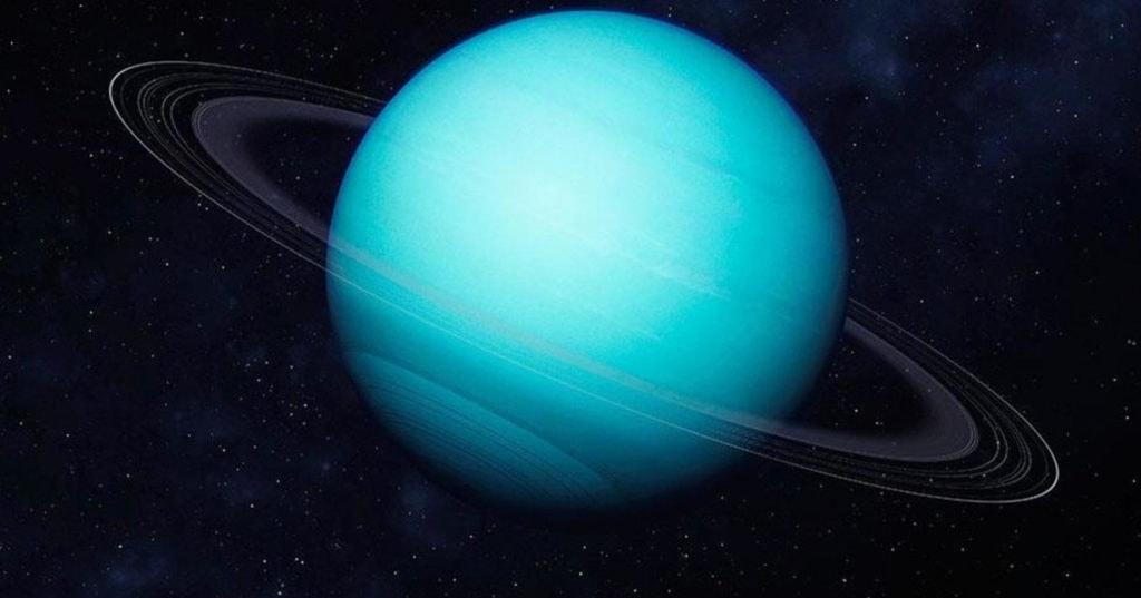 Седьмая планета от Солнца – Уран