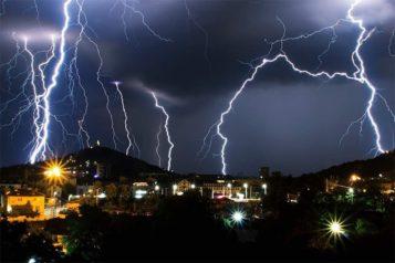 Молния: что это такое, виды, как и почему возникает, фото и видео