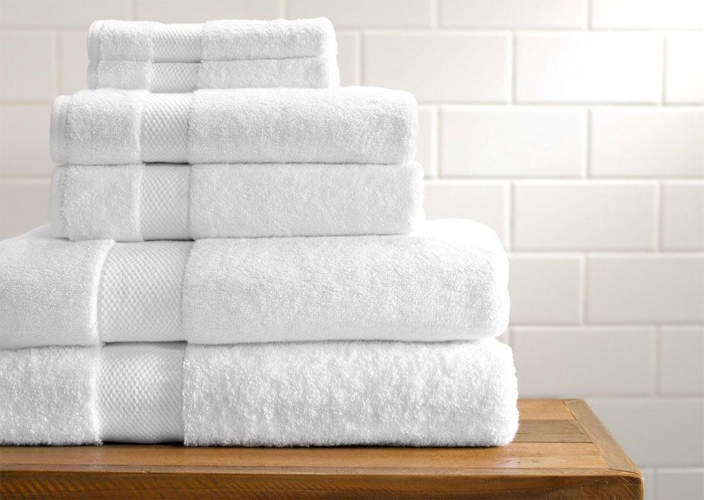 Комплект полотенец для разных нужд - обязателен