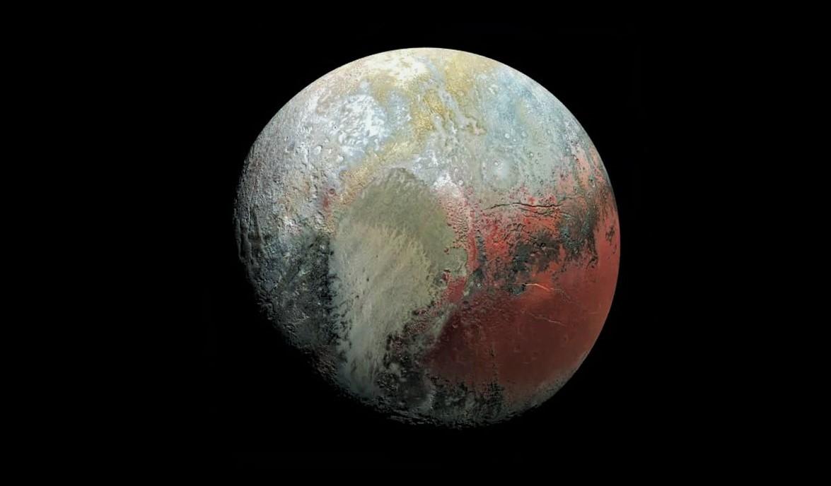 Ученые изучили свойства метана и азота на Плутоне