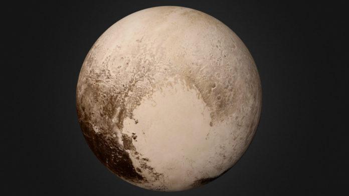 Плутон - характеристики, орбита, фото и видео