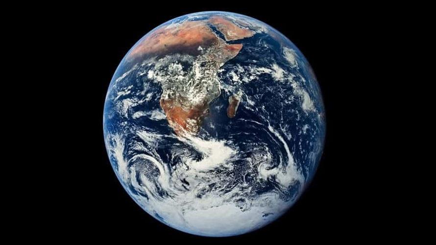 Третья планета от Солнца – Земля