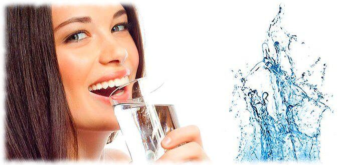 Почему полезно пить воду?