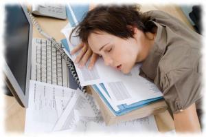 Почему человек устает?