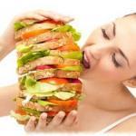 Почему люди набирают лишний вес?