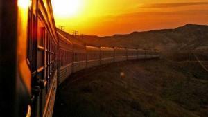 Почему стучат колеса поезда?