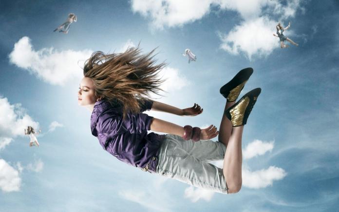 Почему люди летают во сне?