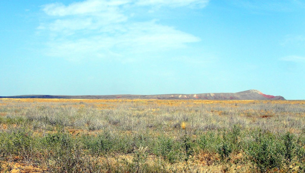 Богдинско-Баскунчакский заповедник (полупустыня)
