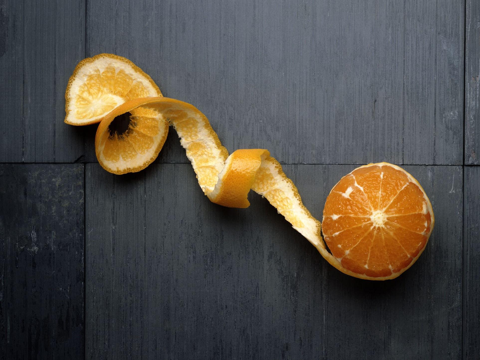 Правда ли, что в апельсине всегда 10 долек?