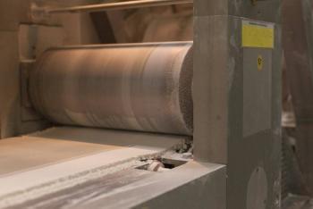 Пресс для производства жвачки