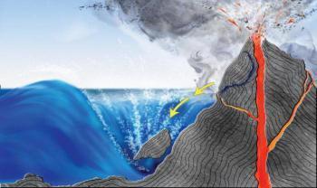 Причины цунами