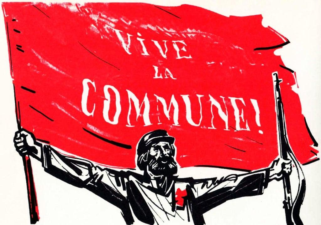 Символ Парижской коммуны