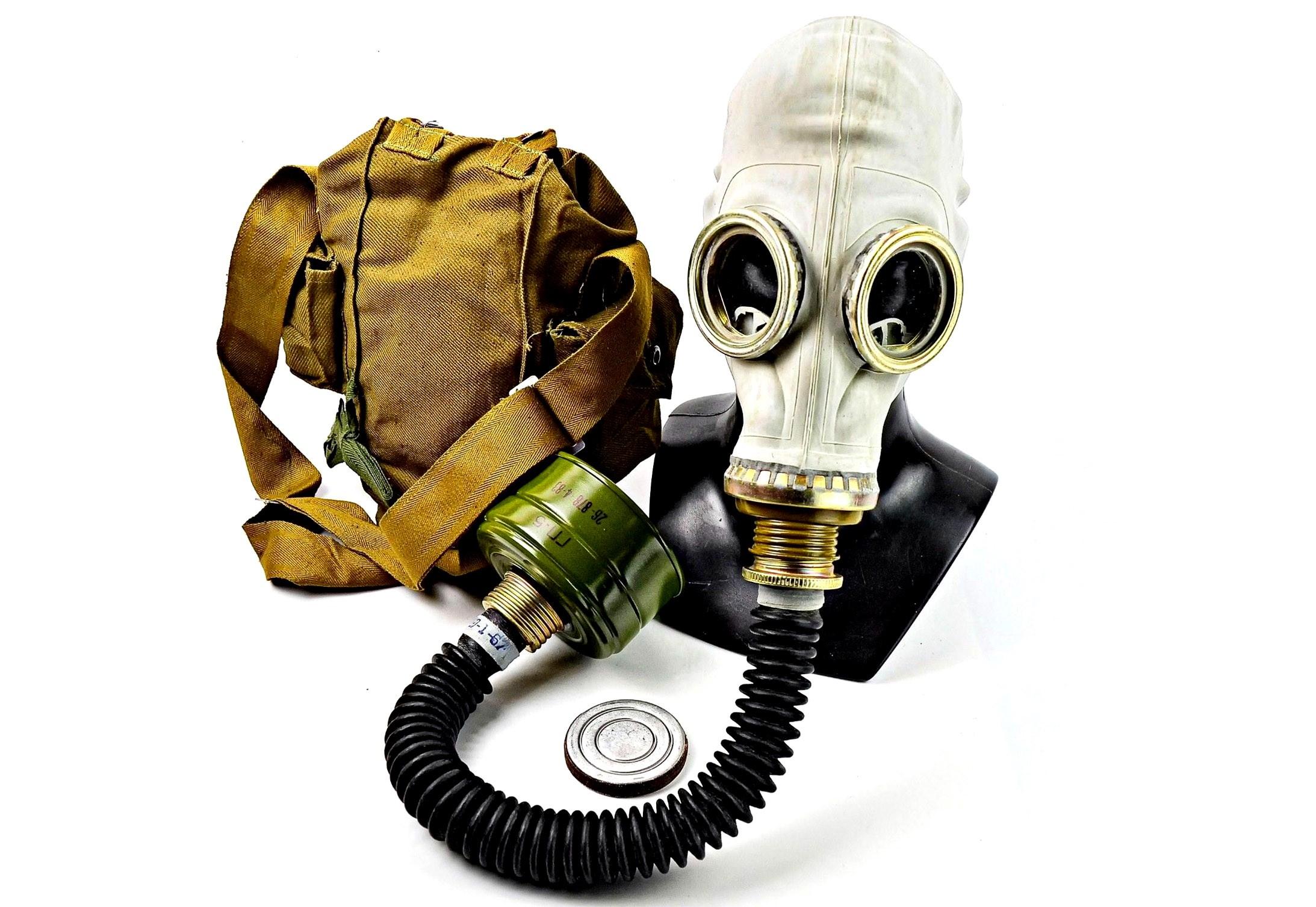 От всех ли газов спасает противогаз?
