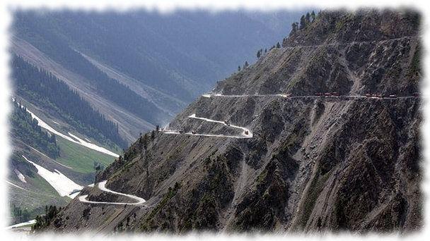 Перевал Зоджи Ла Пасс