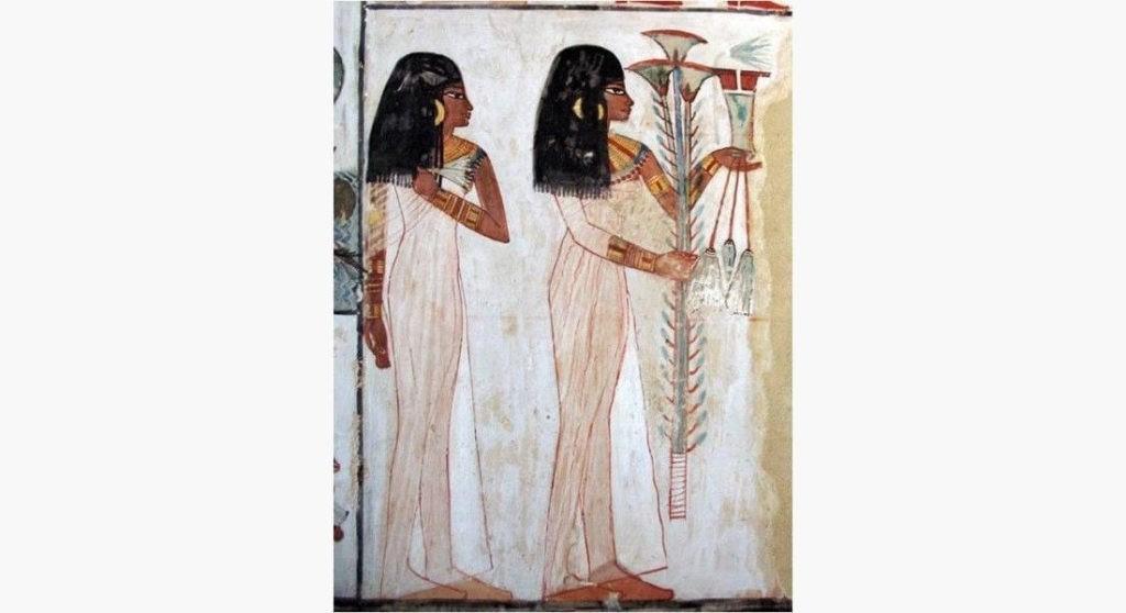 Свободные женщины Египта