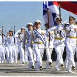 Почему у моряков парадная форма белая?