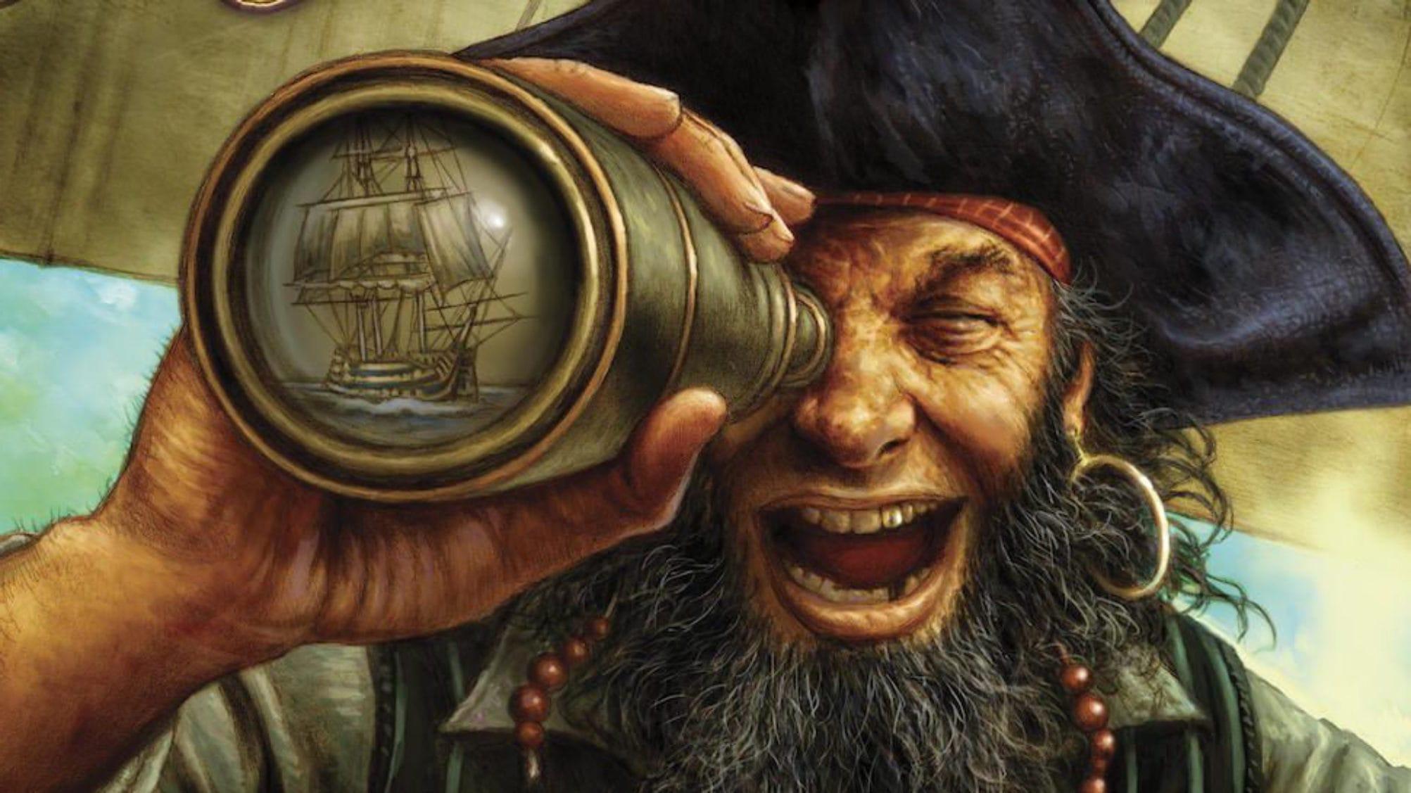 Почему пираты носили серьги в ушах?