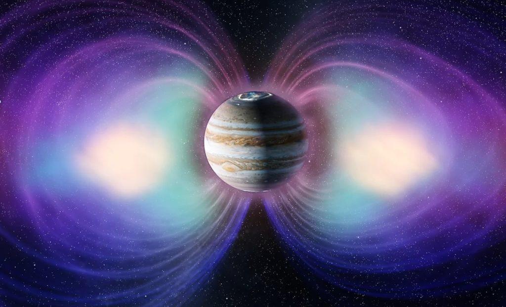 Радиационные пояса Юпитера